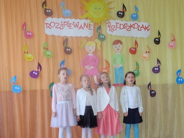 """You are browsing images from the article: Gminny konkurs muzyczny """"ROZŚPIEWANE PRZEDSZKOLAKI"""" – 15.05.2018"""