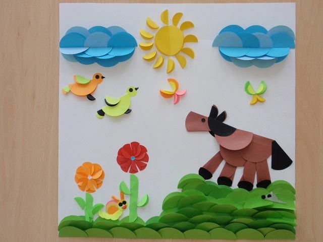"You are browsing images from the article: Ogólnopolski konkurs origami ""Magia zamknięta w papierze"" –  10.03.2018"
