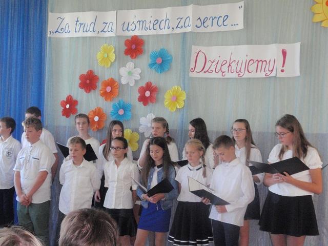 You are browsing images from the article: Święto Edukacji Narodowej - 12.10.2018