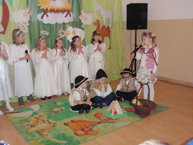 You are browsing images from the article: Jasełka u Seniorów w Goleszowie – 19.01.2019