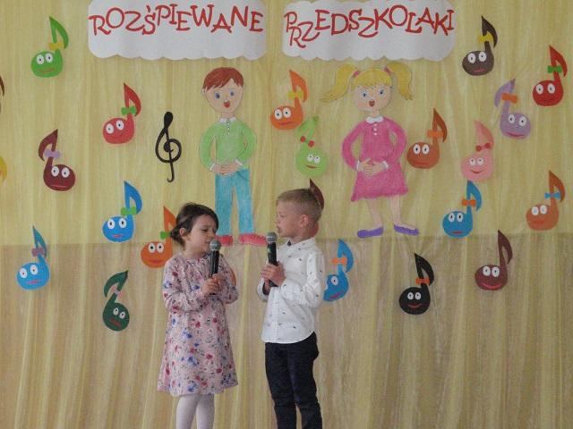 """You are browsing images from the article: VIII Gminny Konkurs Muzyczny """"ROZŚPIEWANE PRZEDSZKOLAKI"""" – 14.05.2019"""