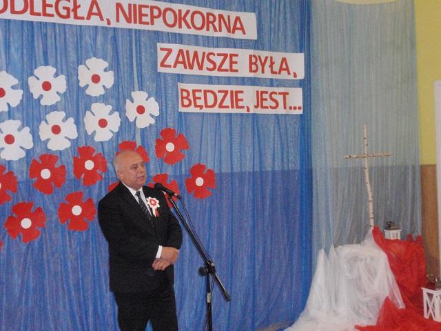 """You are browsing images from the article: Wieczornica patriotyczna """"Niepodległa, niepokorna zawsze była, będzie, jest"""" – 9.11.2018"""