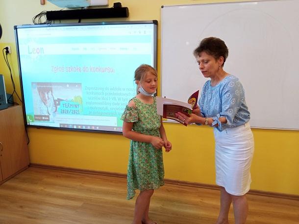 You are browsing images from the article: Ogólnopolski konkurs przedmiotowy LEON - 18.06.2021